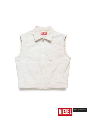 GR02-J303, White - Denim Jackets