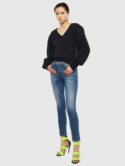 Diesel - Babhila 069JQ, Medium blue - Jeans - Image 5