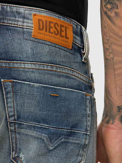 Diesel - Thommer 009FK, Medium blue - Jeans - Image 3