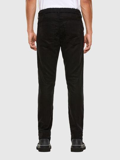 Diesel - Krooley JoggJeans 069NC, Black/Dark grey - Jeans - Image 2