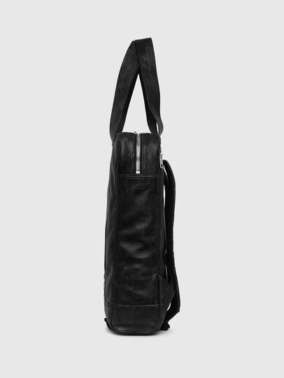 Diesel - ZAVIO, Black - Shopping and Shoulder Bags - Image 3