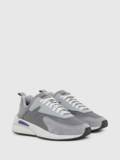 Diesel - S-SERENDIPITY LOW CU, Grey - Sneakers - Image 2