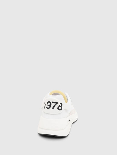 Diesel - S-SERENDIPITY LC W, White - Sneakers - Image 4