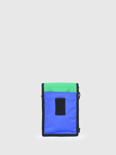 Diesel - ANKO WP, Green/Blue - Crossbody Bags - Image 2