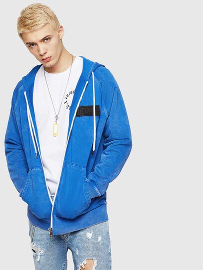 Diesel - S-GIM-HOOD-ZIP,  - Sweaters - Image 1