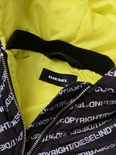 Diesel - JDORYNJ, Black/White - Jackets - Image 3