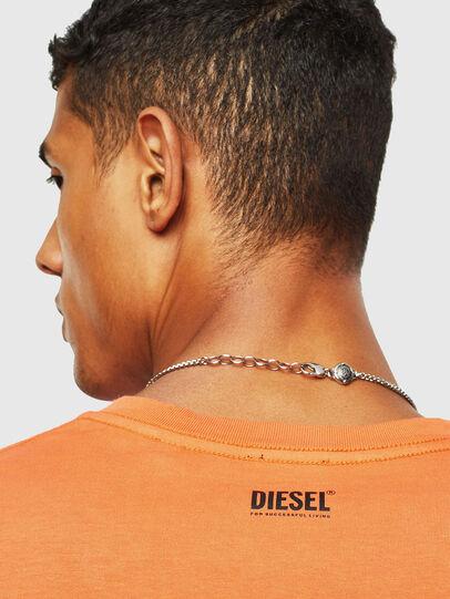 Diesel - T-THEA, Orange - T-Shirts - Image 4