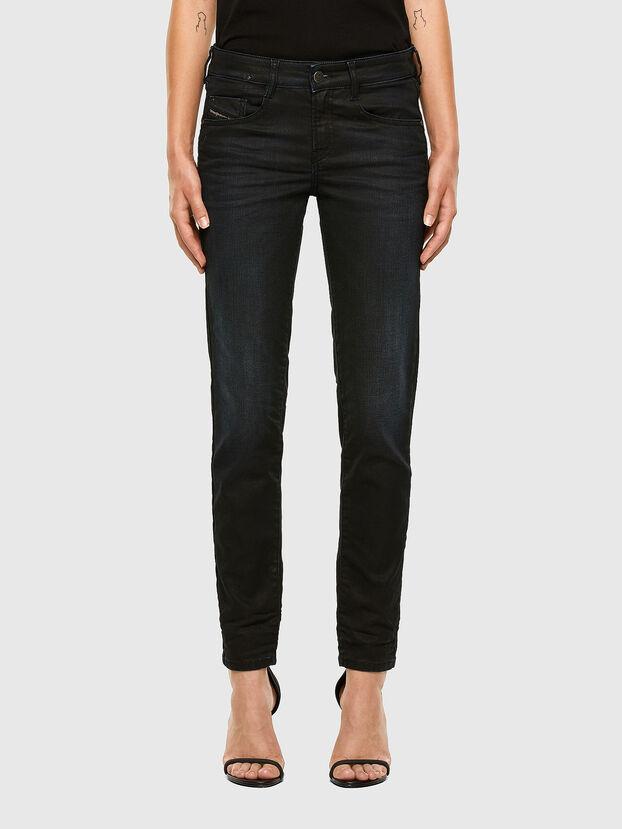D-Ollies JoggJeans 069NY, Dark Blue - Jeans