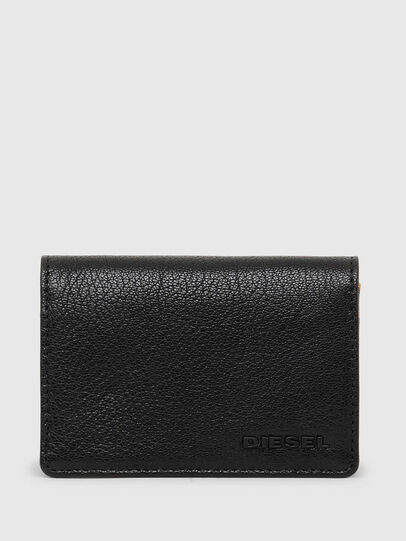 Diesel - DUKEZ, Black/Orange - Small Wallets - Image 1
