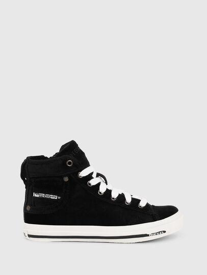 Diesel - SN MID 20 EXPOSURE C, Black - Footwear - Image 1
