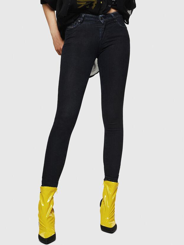 Slandy 084AV, Dark Blue - Jeans