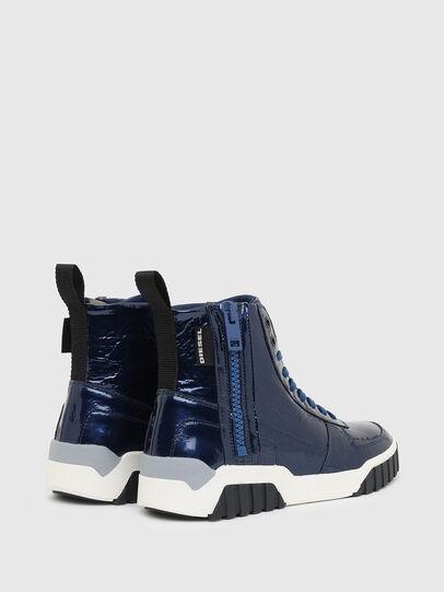 Diesel - S-RUA MC W, Blue - Sneakers - Image 3