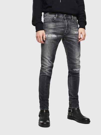 Diesel - Tepphar 0095J, Black/Dark grey - Jeans - Image 1