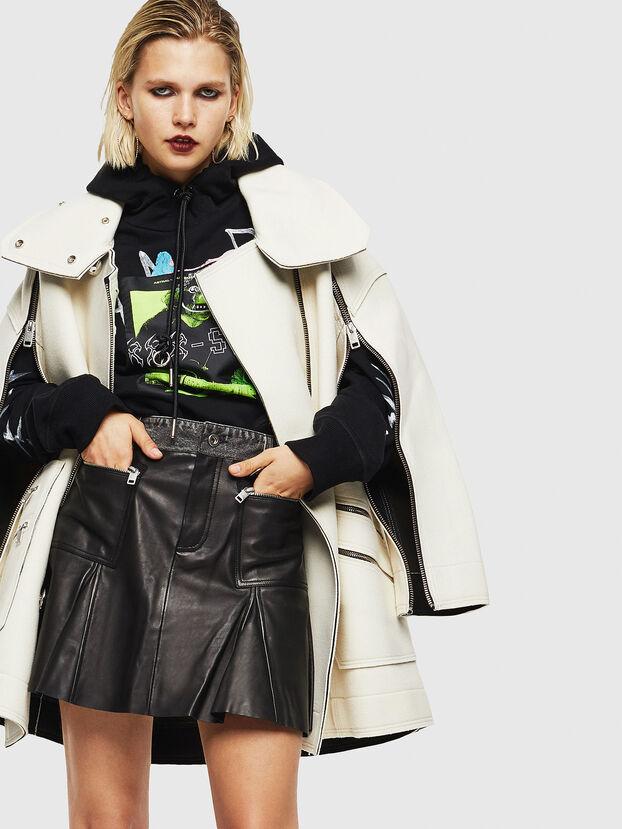 L-FUJO, Black - Skirts