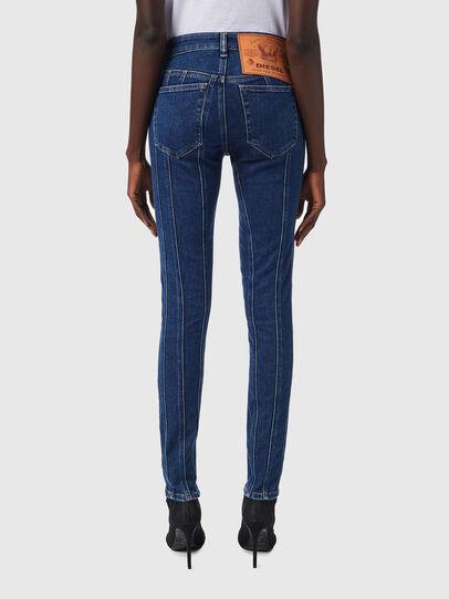 Diesel - Slandy 09B10, Medium blue - Jeans - Image 2