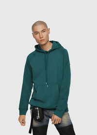 S-GIM-HOOD-A, Dark Green