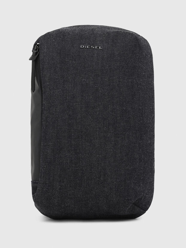 D-SUBTORYAL DENIM MO, Blue Jeans - Backpacks