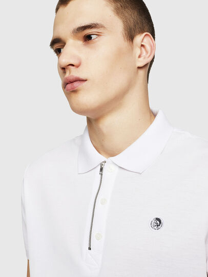 Diesel - T-HART, White - Polos - Image 3