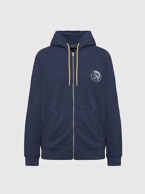 UMLT-BRANDON-Z, Blue Marine - Sweaters