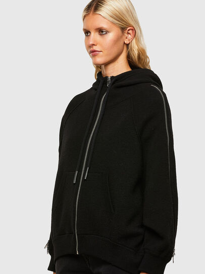 Diesel - M-LAZUR, Black - Knitwear - Image 5