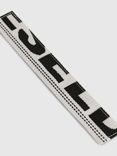 Diesel - A-MASER, White/Black - Bijoux and Gadgets - Image 2