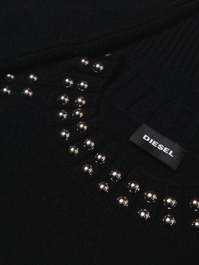 Diesel - KRIPX, Black - Knitwear - Image 3