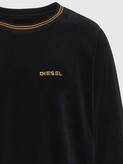 Diesel - UMLT-MAX, Black - Sweaters - Image 3