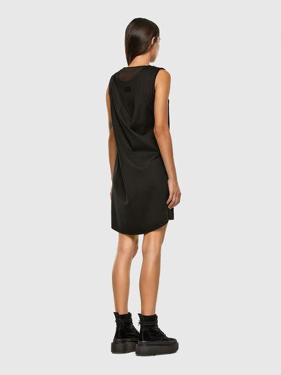 Diesel - D-PLEADY, Black - Dresses - Image 2
