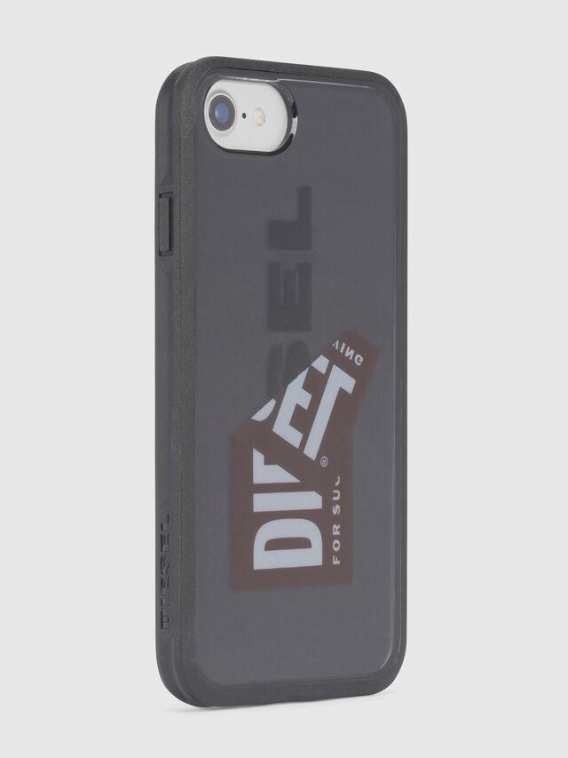 Diesel STICKER IPHONE 8 PLUS/7 PLUS/6s PLUS/6 PLUS CASE, Black - Cases - Image 6