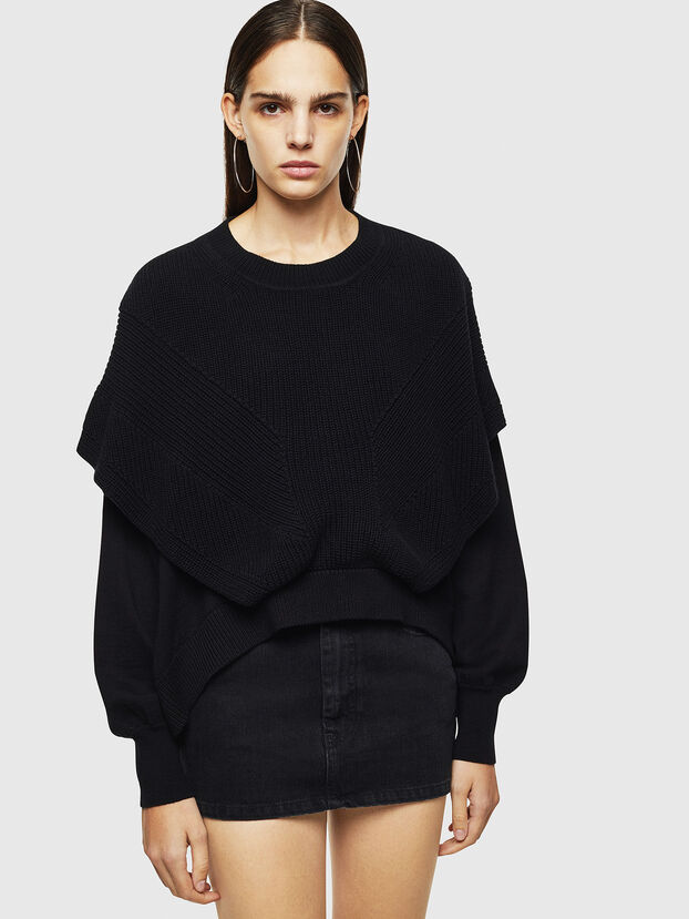 M-NEXY, Black - Knitwear