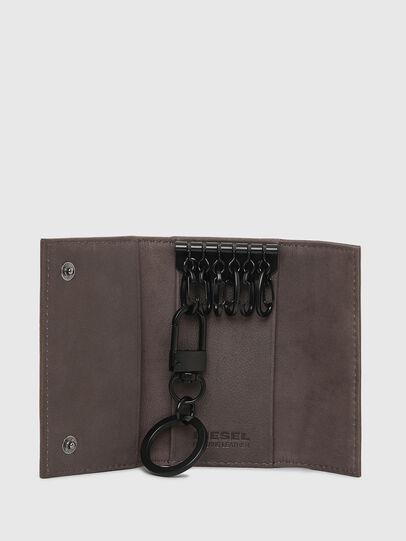 Diesel - KEYCASE P, Dark grey - Bijoux and Gadgets - Image 3