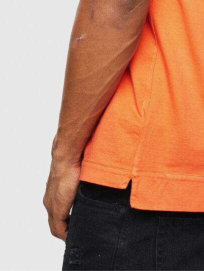 Diesel - T-THEA, Orange - T-Shirts - Image 5