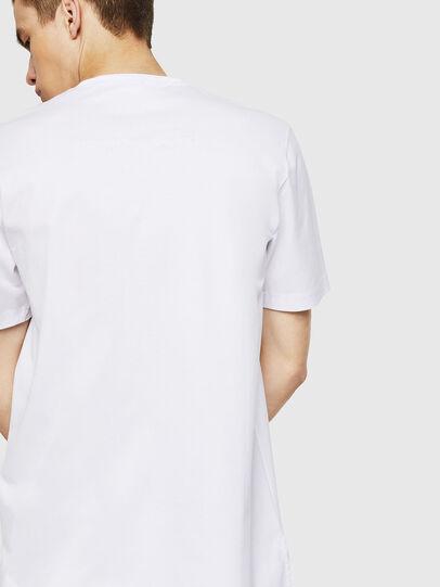 Diesel - T-KIRILL, White - T-Shirts - Image 2