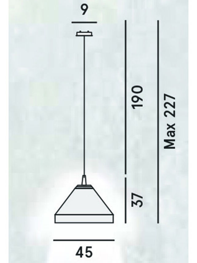 Diesel - DRUMBOX SOSPENSIONE, White - Hang Lighting - Image 2