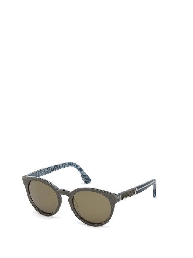 Diesel DM0199, Green - Eyewear - Image 4