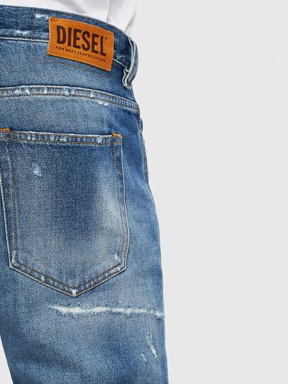 Diesel - D-Vider 0097B, Medium blue - Jeans - Image 5