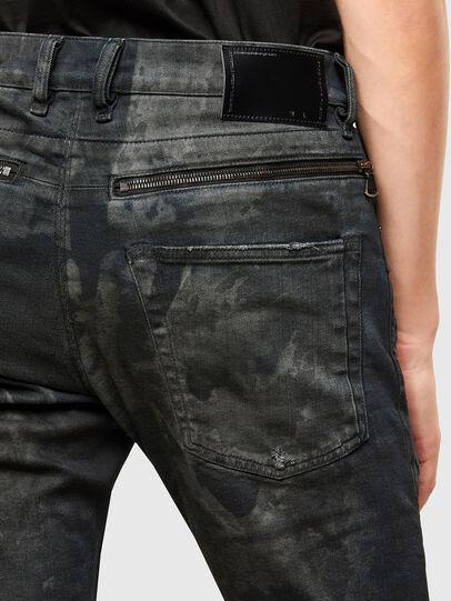 Diesel - TYPE-2019, Dark Blue - Jeans - Image 4