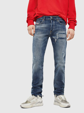 Buster 0890X, Medium blue - Jeans