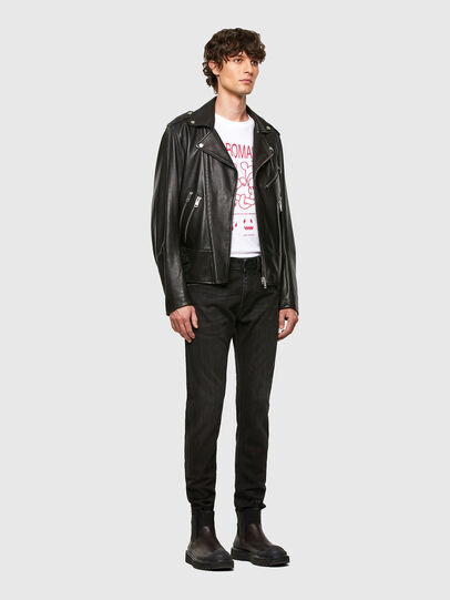 Diesel - Thommer 069PW, Black/Dark grey - Jeans - Image 5