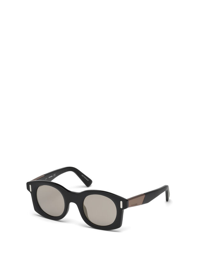 Diesel - DL0226, Black - Sunglasses - Image 6
