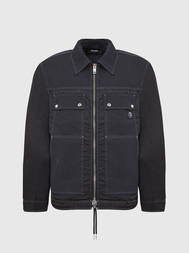 J-BERKLEY, Black - Jackets