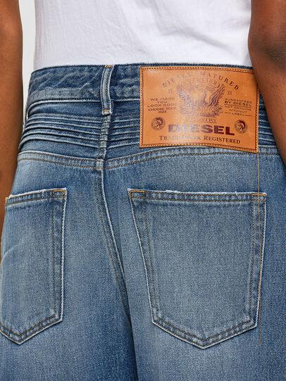 Diesel - D-Reggy 009RK, Medium blue - Jeans - Image 4