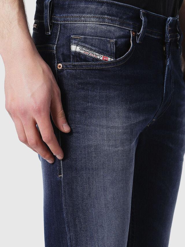 Diesel Thommer 0860L, Dark Blue - Jeans - Image 4