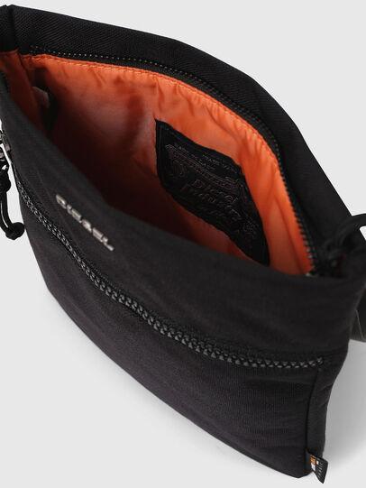 Diesel - F-URBHANITY CROSS, Black - Crossbody Bags - Image 5