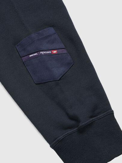 Diesel - PR-SW01, Dark Blue - Sweaters - Image 3