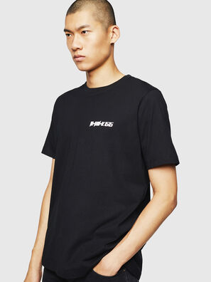 T-JUST-B31, Black - T-Shirts