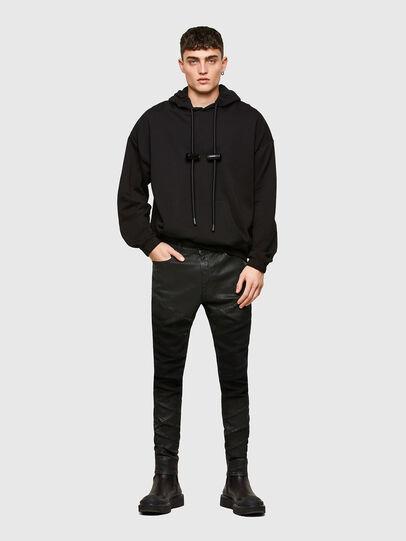 Diesel - D-Amny 009RA, Black/Dark grey - Jeans - Image 6