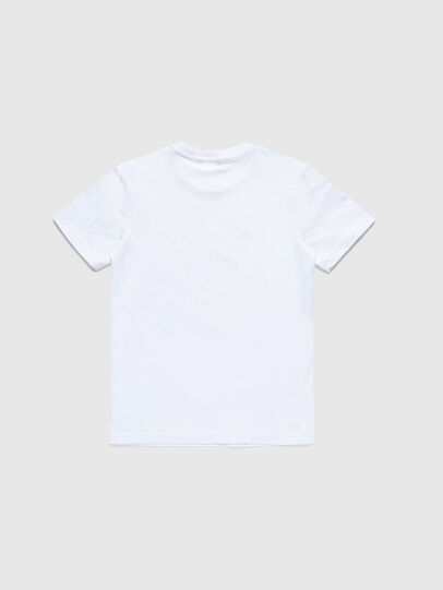 Diesel - TDIEGOS3, White - T-shirts and Tops - Image 2