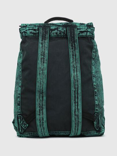 Diesel - GRAFYTI BACK, Green - Backpacks - Image 2