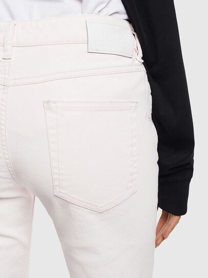 Diesel - D-Rifty 069MS, White - Jeans - Image 5